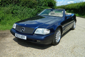 1997 Mercedes-Benz SL 280