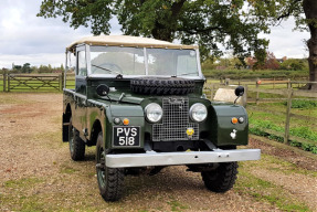 1956 Land Rover Series I