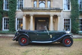 1934 Riley Lynx