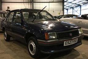 1988 Vauxhall Nova