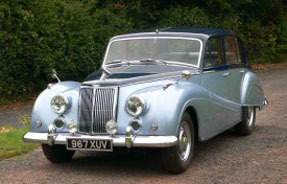 1959 Armstrong Siddeley Sapphire
