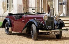 1939 Alvis 12/70
