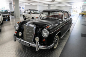 1958 Mercedes-Benz 220 S Coupe