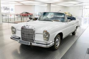 1962 Mercedes-Benz 220 SE