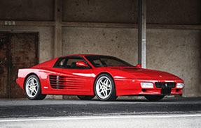 1997 Ferrari 512 TR