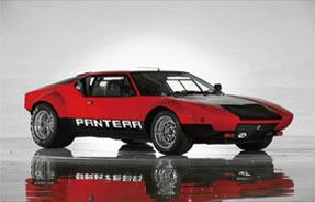 1972 De Tomaso Pantera Group 4