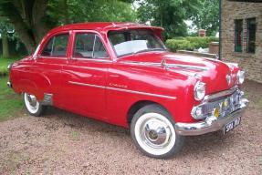 1955 Vauxhall Cresta