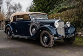 1935 Mercedes-Benz Typ 290