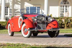 1937 Mercedes-Benz 230