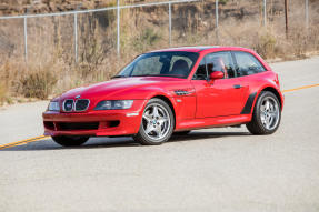 2002 BMW Z3M Coupe