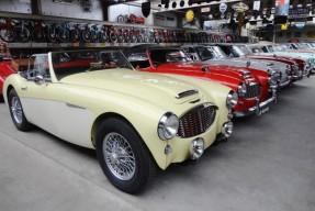 1960 Austin-Healey 100/6