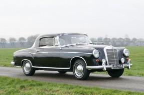1959 Mercedes-Benz 220 S