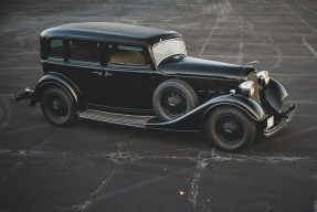 1934 Lincoln Model KA