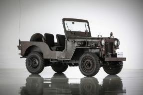 1959 Mitsubishi Jeep