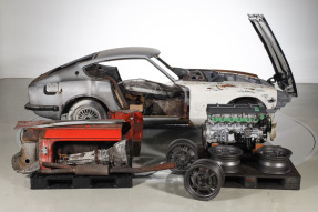 1972 Nissan Fairlady Z
