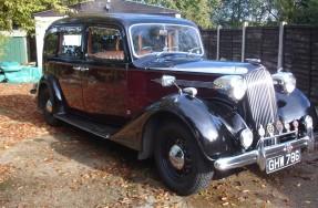 1939 Vauxhall GL