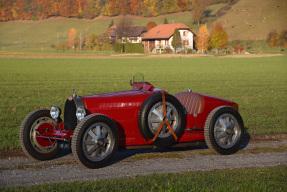 1932 Pur Sang Bugatti Type 35B
