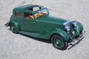 1934 Bentley 3½ Litre
