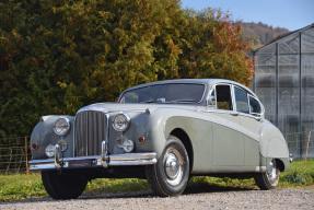 1956 Jaguar Mk VIII
