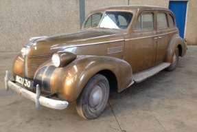 1951 Pontiac DeLuxe Six