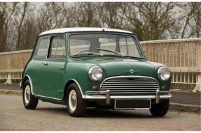 1967 Morris Mini Cooper