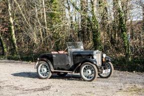 1931 Morris Minor