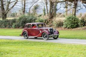 1936 Riley Nine