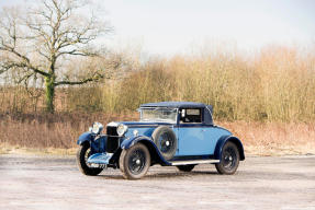1932 Sunbeam 20.9