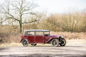 c. 1931 Lancia Lambda