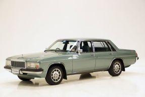 1984 Holden WB