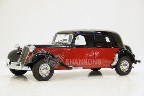 1953 Citroën Big 15