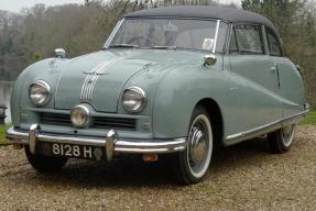 1953 Austin A90