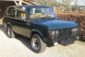 1977 Land Rover Range Rover