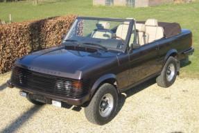1973 Land Rover Range Rover