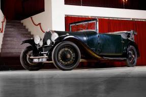 1928 Bugatti Type 44