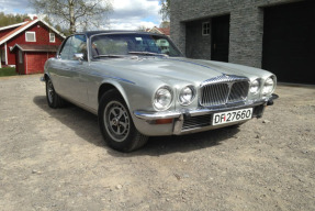 1975 Daimler Double Six Coupe