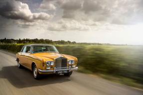 1969 Rolls-Royce Silver Shadow Two-Door