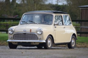 1966 Austin Mini
