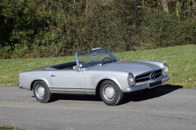 1968 Mercedes-Benz 230 SL