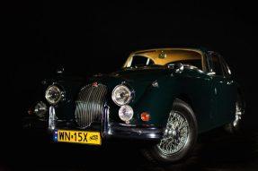 1959 Jaguar XK 150