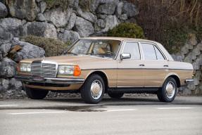 1981 Mercedes-Benz 280 E