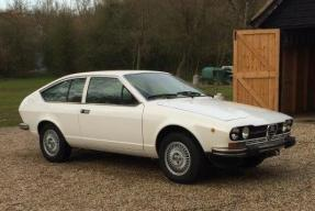 1977 Alfa Romeo Alfetta
