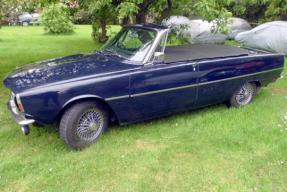 1976 Rover 2200