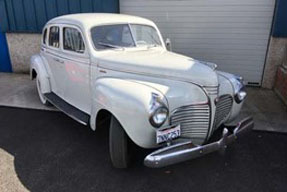 1941 Plymouth P11