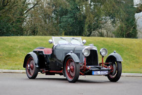 1930 Aston Martin New International