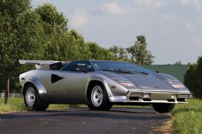 1982 Lamborghini Countach LP500 S