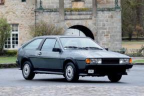 1984 Volkswagen Scirocco