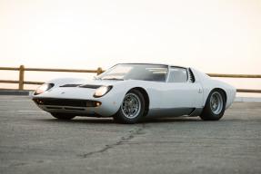 1969 Lamborghini Miura S