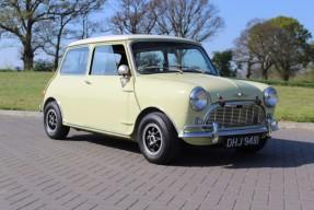 1963 Morris Mini