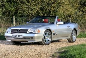 1995 Mercedes-Benz SL 500